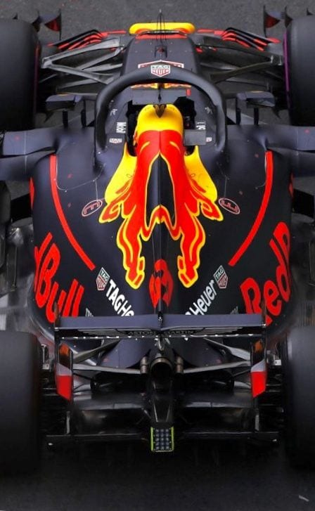 F1 CAR RED BULL WALLPAPER