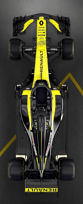 F1 CAR Renault Sport