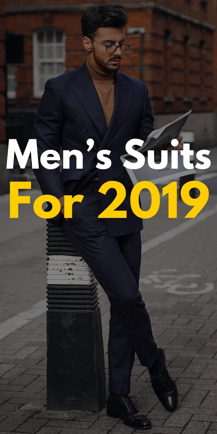 Men's Suits For 2019