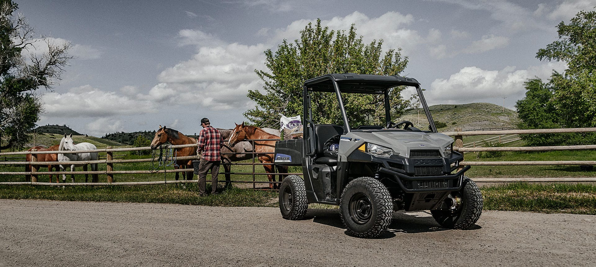RANGER EV OFFROAD VEHICLE