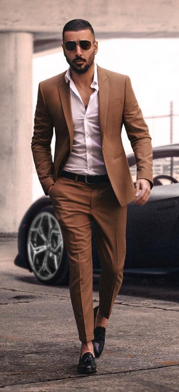 Simple Summer Work Wear For Men