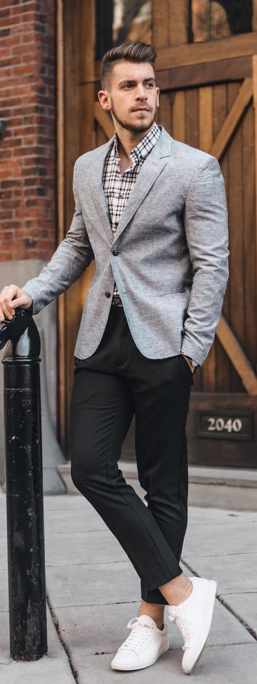 Stylish Office Dressing For Men