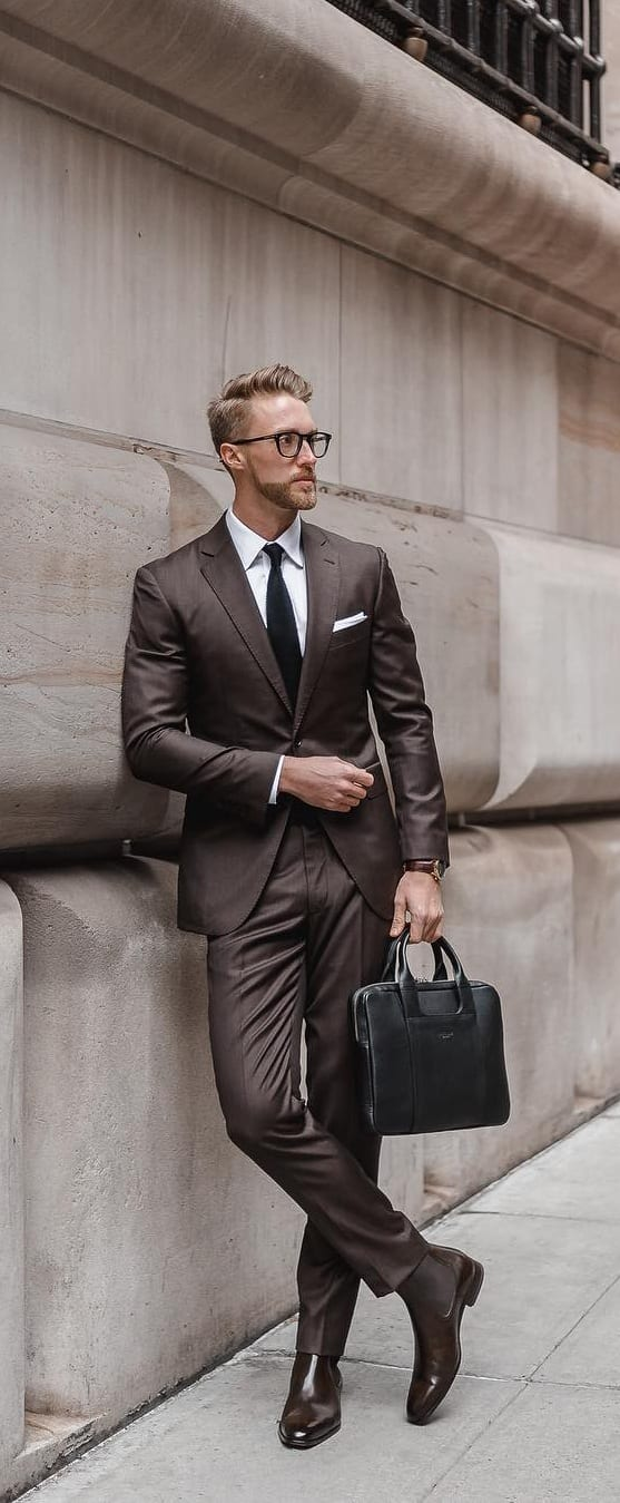 Suits For Men In 2019