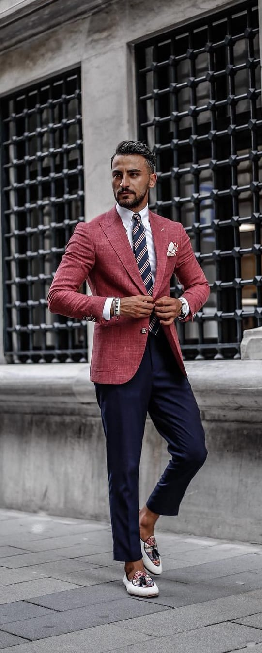 Summer Work Wear For Men