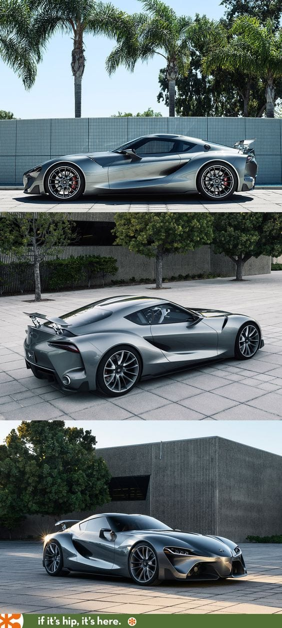 Toyota FT-1 Sports Car Concept CAR