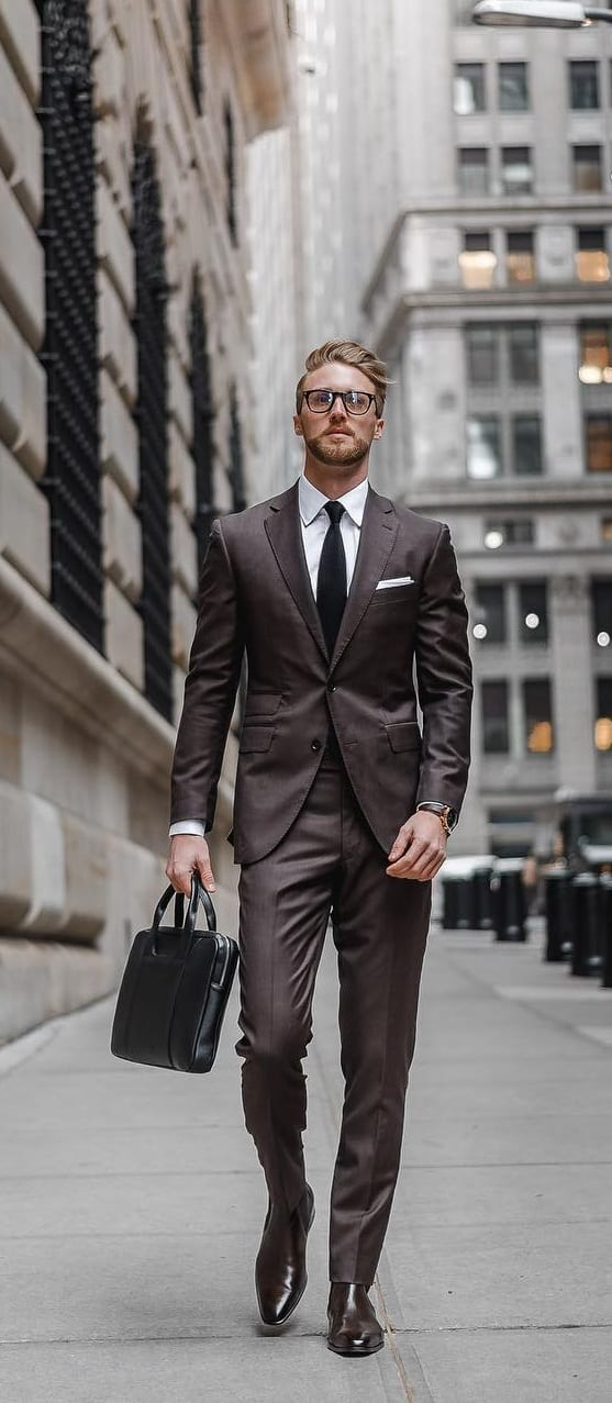 Trendy Office Dressing Ideas For Men