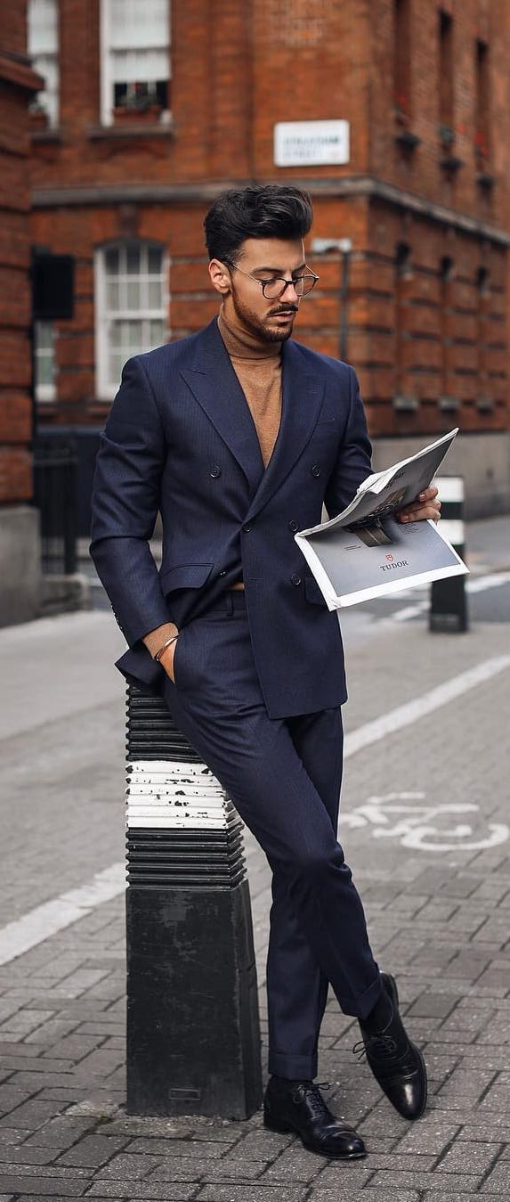 Trendy Suits For Men To Try