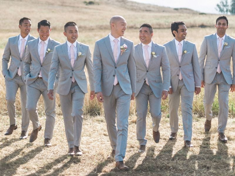 trendy Groomsmen Outfit Ideas
