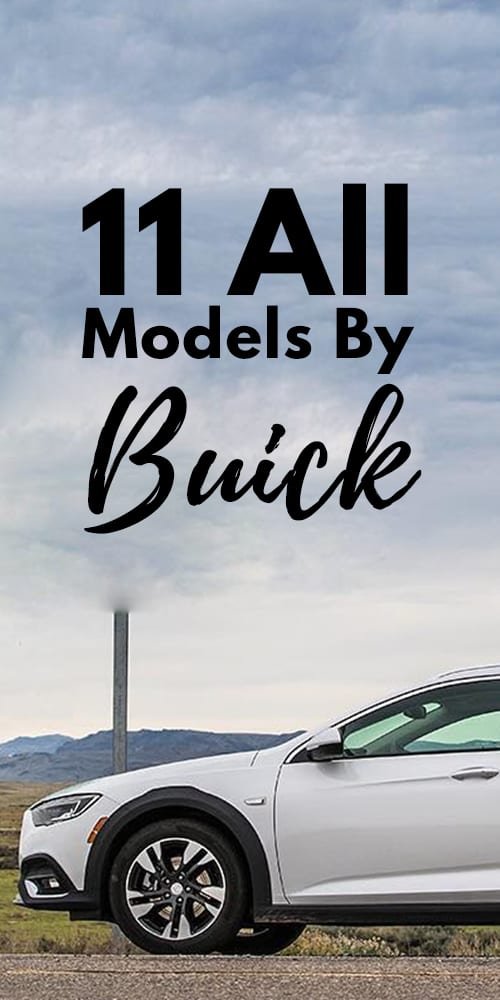 11 All Models By Buick Photos.