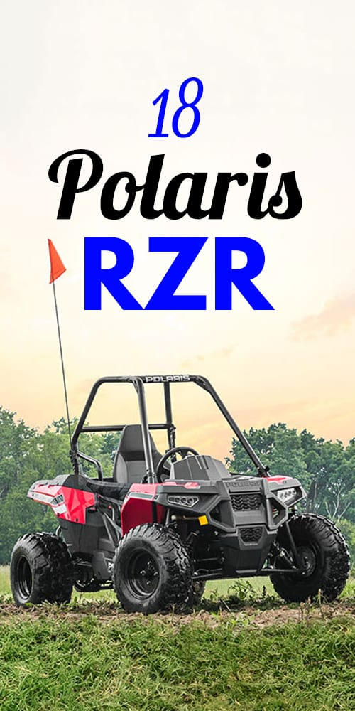 18 Polaris RZR Photos