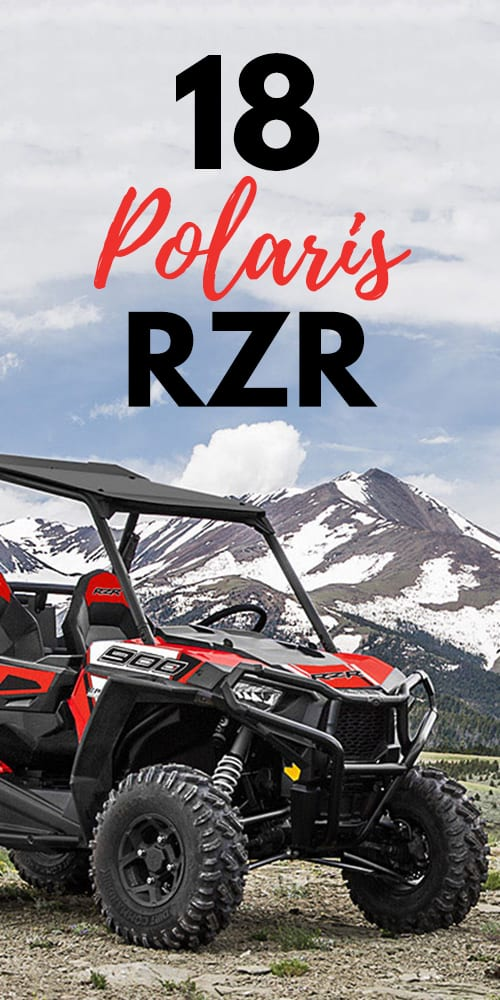 18 Polaris RZR Photos.