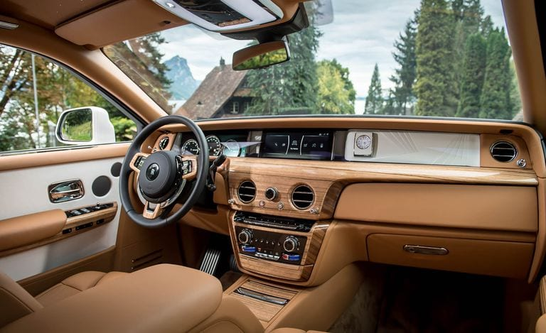 2018 Rolls-Royce Phantom VIII Interior2018 Rolls-Royce Phantom VIII Interior