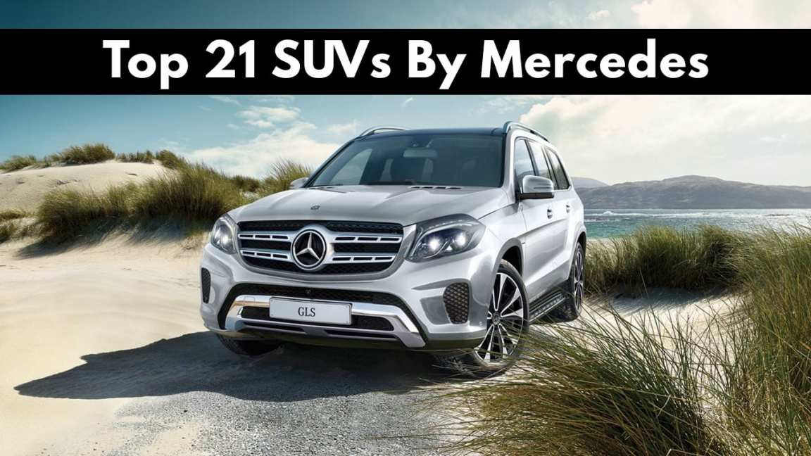 21 SUV By Mercedes!