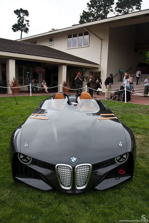 BMW 328 LUXURY CONCEPT CAR