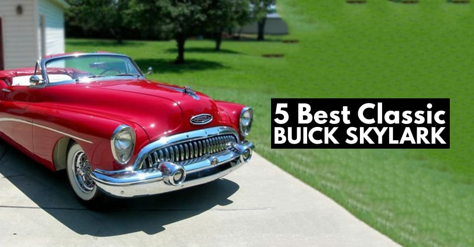 Best Classic Buick Skylark.