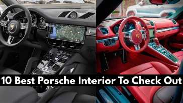 Best Porsche Interior To Check Out!
