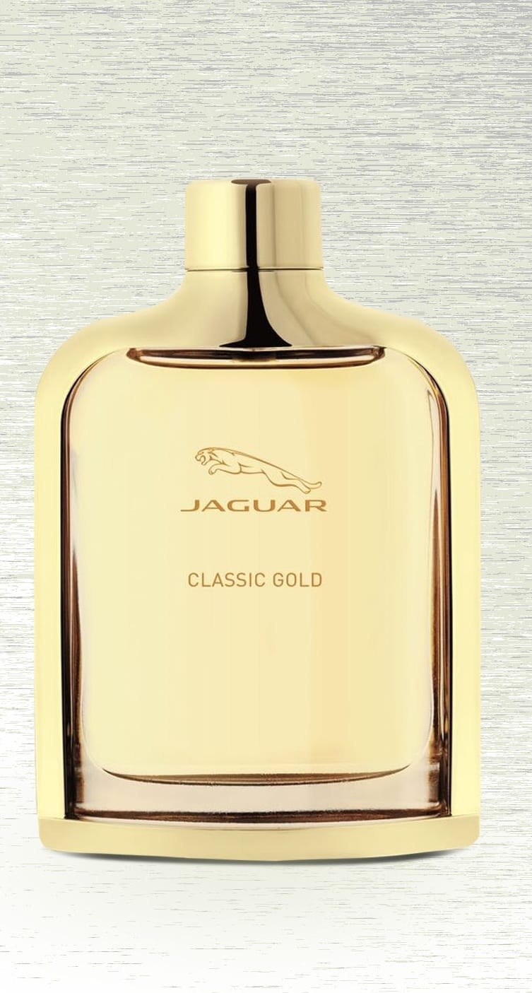 Cologne for men -Jaguar Classic Gold