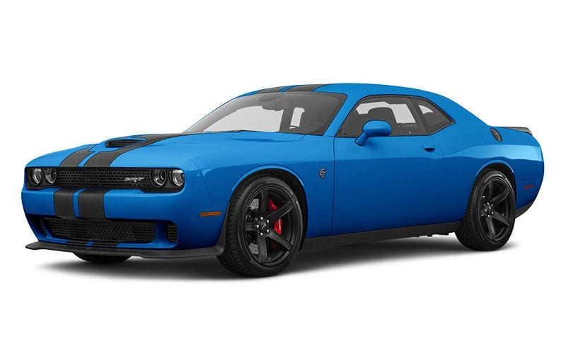 DODGE CHALLENGER SRT 2019