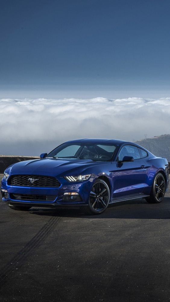 Ford Mustang 2015 WALLPAPER