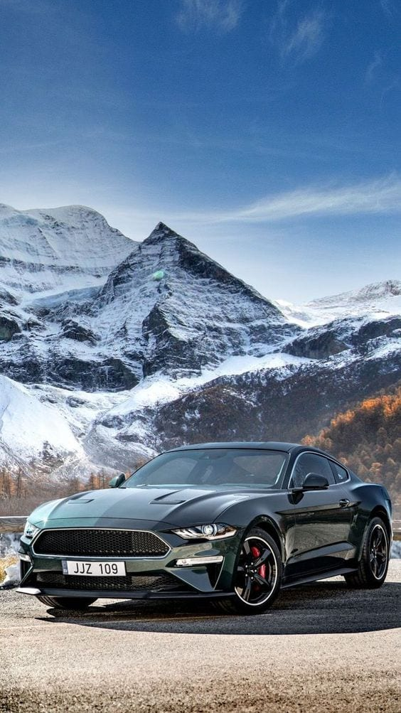 Ford Mustang 2018 WALLPAPERFord Mustang 2018 WALLPAPER