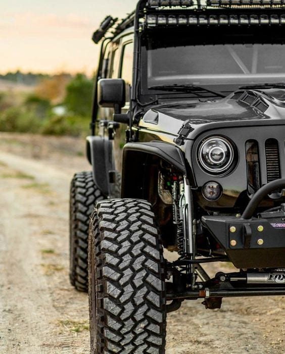 JEEP WALLPAPER BLACK CHROME