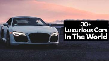 Luxurious Cars In The World!