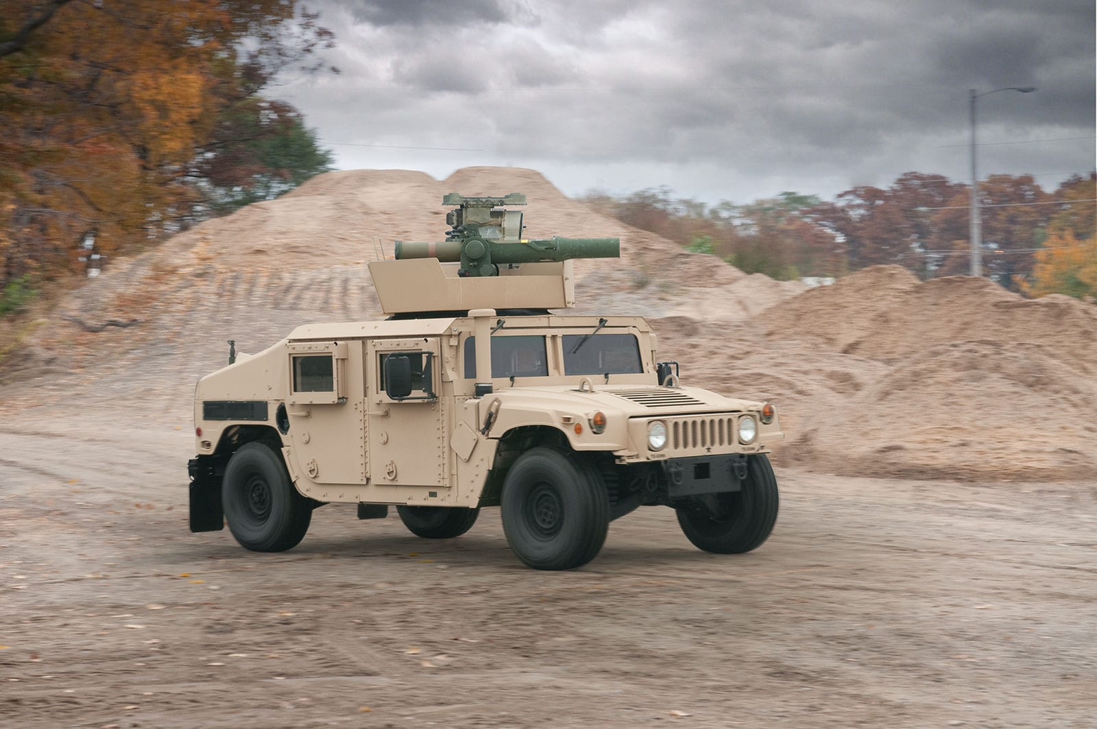 M1167 HMMWV AM GENERAL