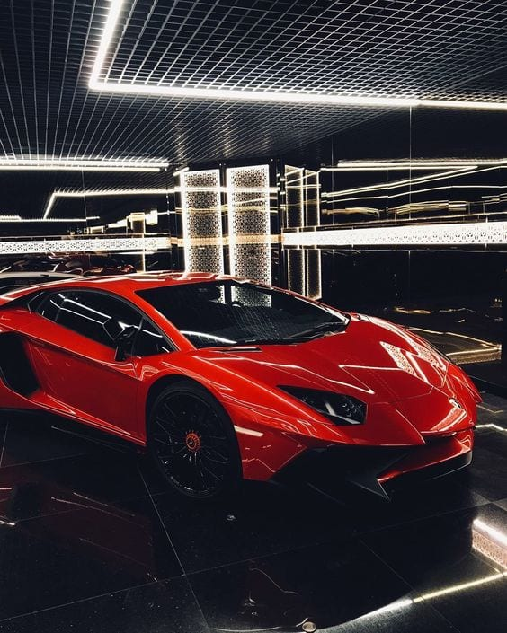 RED CHROME LAMBORGHINIRED CHROME LAMBORGHINI