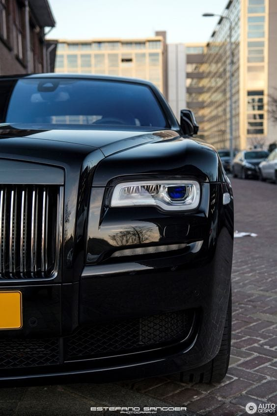 Rolls Royce Ghost series 2