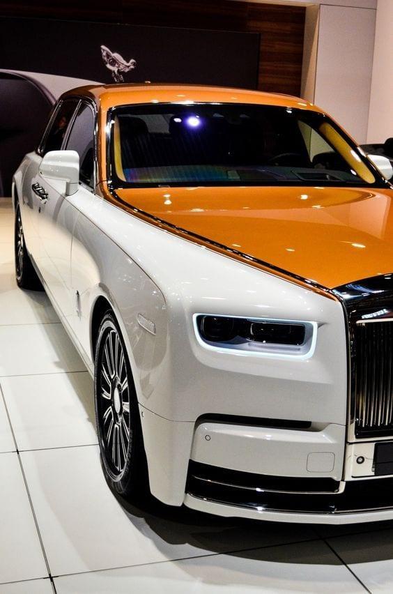 Rolls Royce P H A N T O M