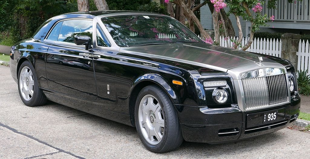 Rolls-Royce Phantom Coupé