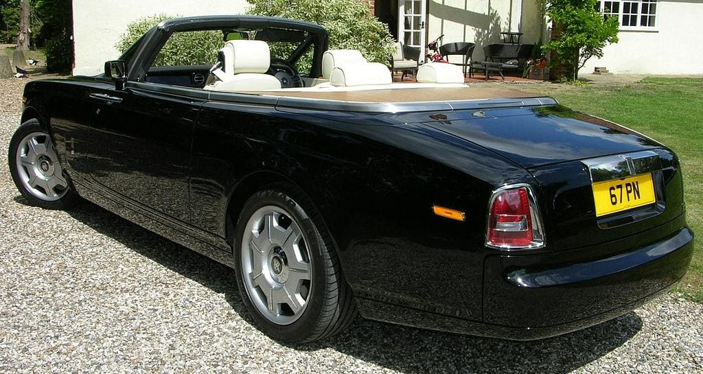 Rolls-Royce Phantom Drophead coupé (Series I)