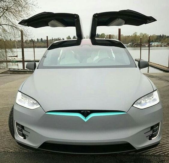 TESLA LUXURY CAR