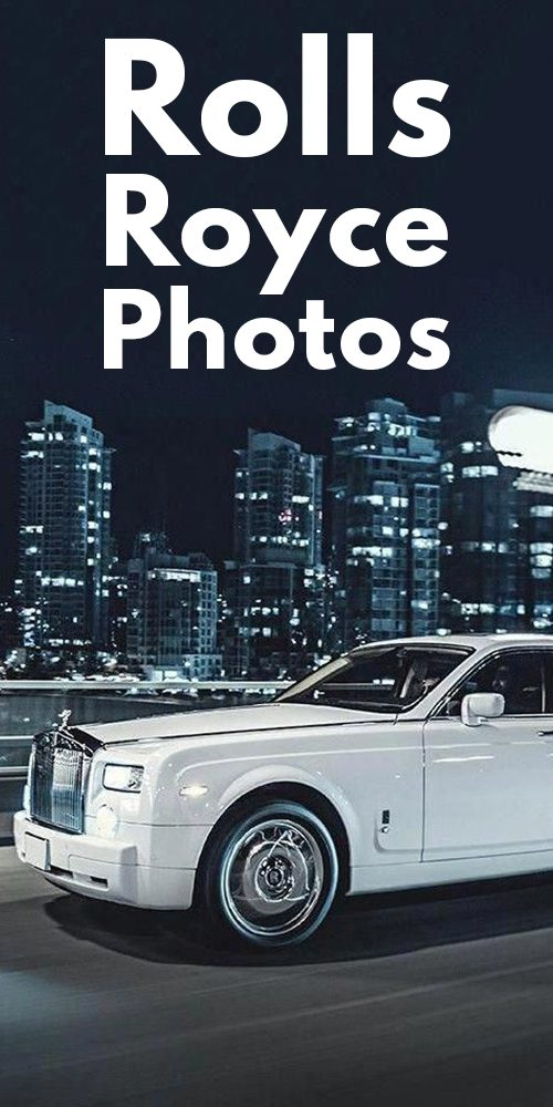 23 Superb White Rolls Royce Photos