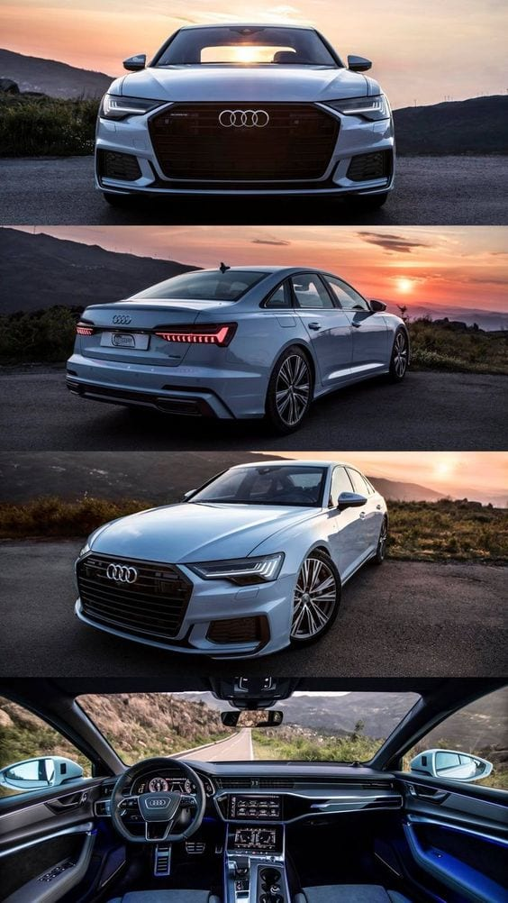 AUDI A6 SEDAN CAR WALLPAPER