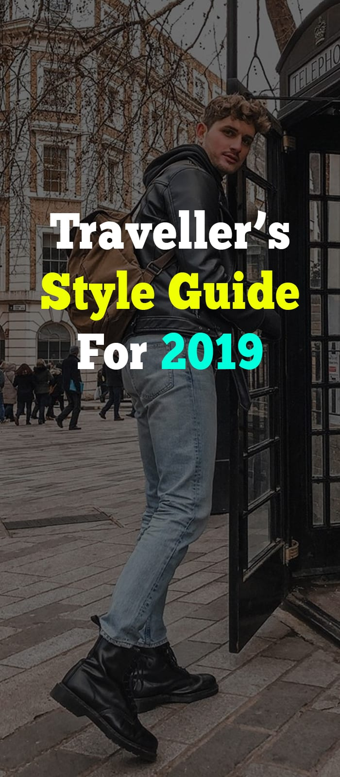 Jacket and boot ideas to wear while travelling!
