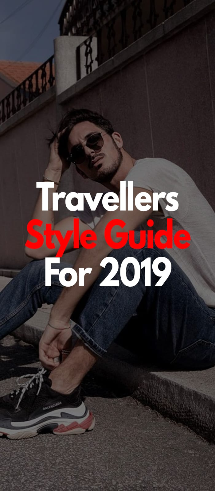 Outfit style guide for men who travel