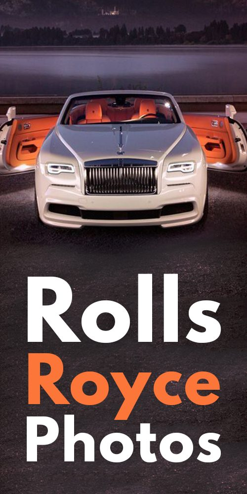 Superb White Rolls Royce Photos