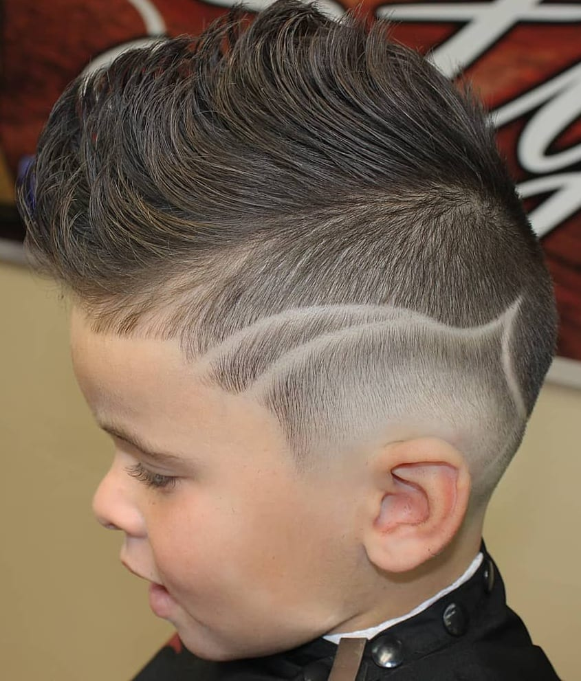 Cool Haircuts to try for Kids