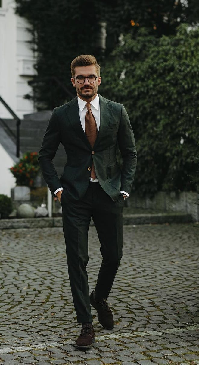 Mens Formal Work wear Outfit