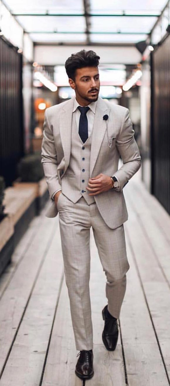 Suit Styles for Men to try in 2019