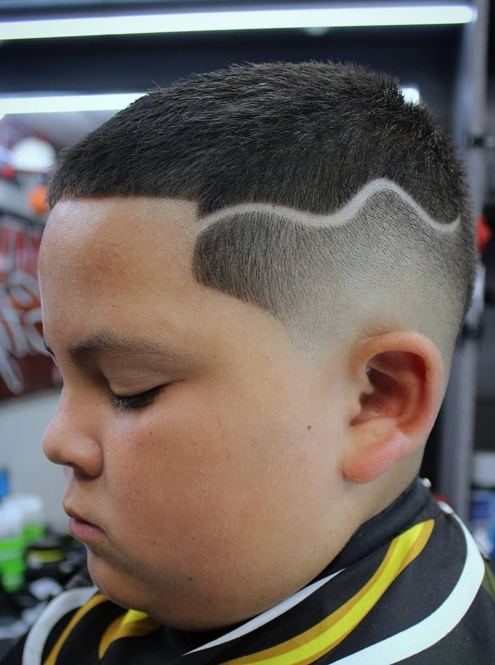 Trendy Kids Haircuts for Boys