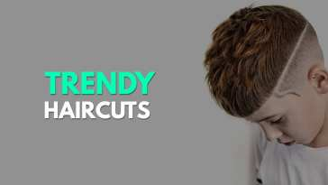 Trendy Haircuts for Boys