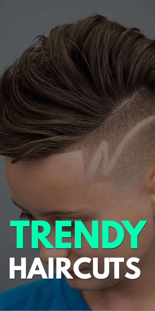 Trendy Haircuts for Boys 2019