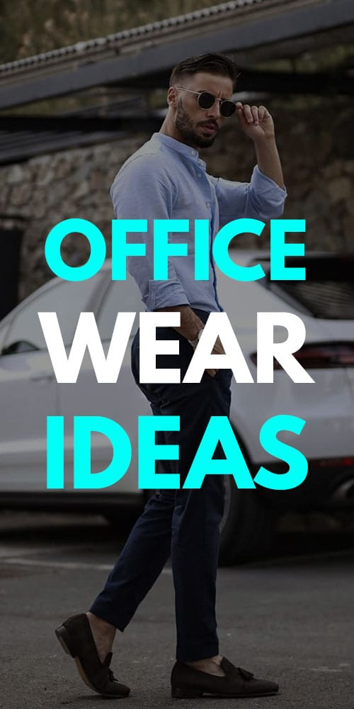 Men's Office Wear Outfit 2019