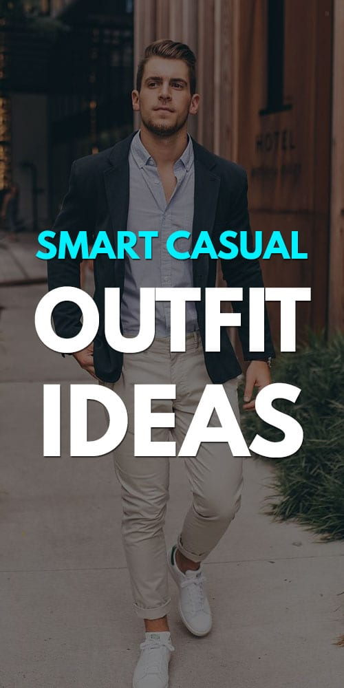 Smart Casual Outfit 2019