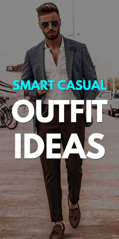 Smart Casual Outfit for Men
