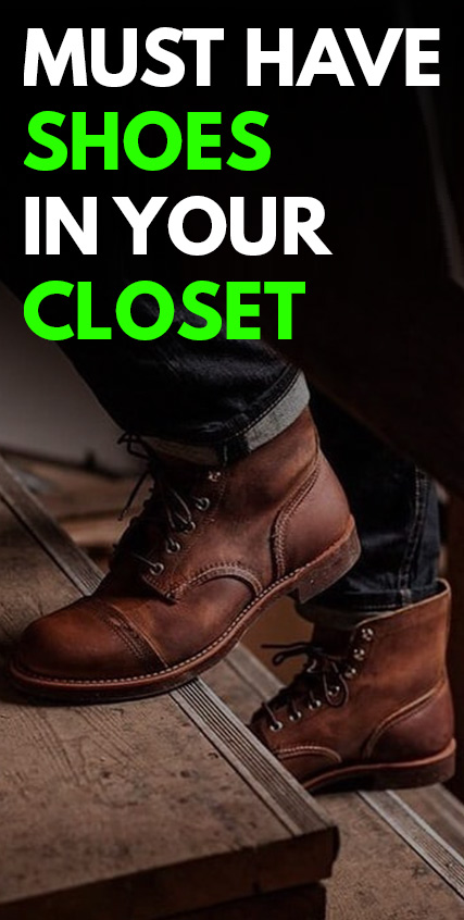 Must Have Shoes In Your Closet