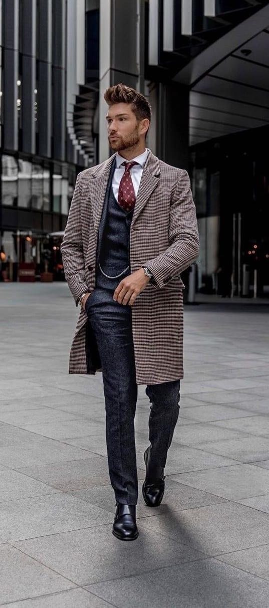 Overcoat for Fall