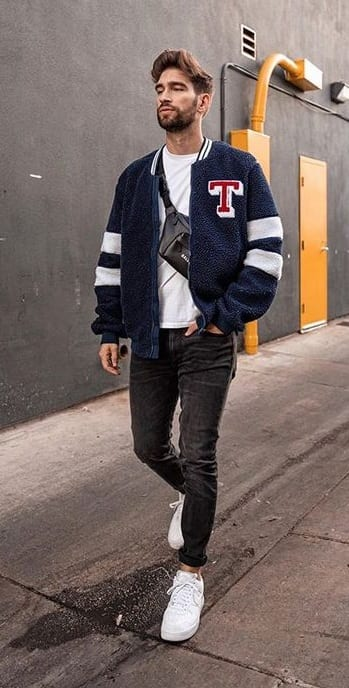 Hottest Bomber Jacket Outfit to try this Winter